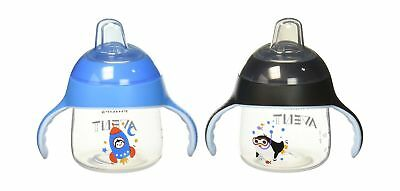 Philips AVENT 2 Piece My Little Sippy Cup Blue/Black