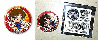 Yu Yu Hakusho Chimi Chara Trading Can Badge Vol 1 Koenma Pierrot Licensed New