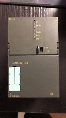 1Pc Used Siemens 6Gk7343-1Ex21-0Xe0