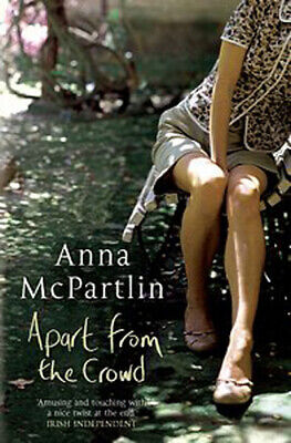 Apart from the Crowd by Anna McPartlin (Paperback) Expertly Refurbished Product