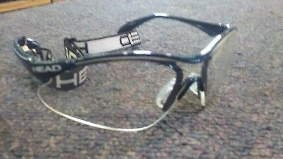 HEAD Rave Protective Eyewear Racquetball Goggle, New