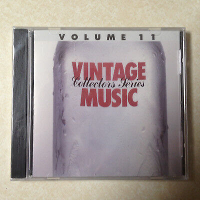 VINTAGE - ORIG CLASSIC OLDIES FROM 50s & 60s VOLUME 11- BRAND NEW CD