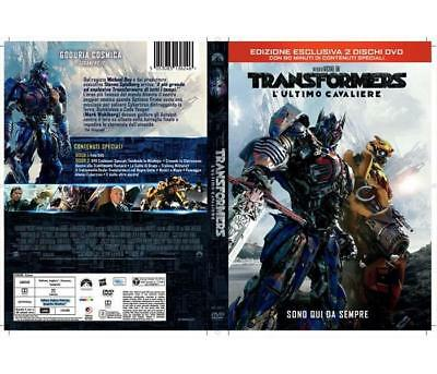 Film DVD PARAMOUNT PICTURE - Transformers: L ultimo Cavaliere (2 discs)