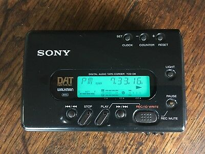 Sony TCD-D8 DAT Walkman