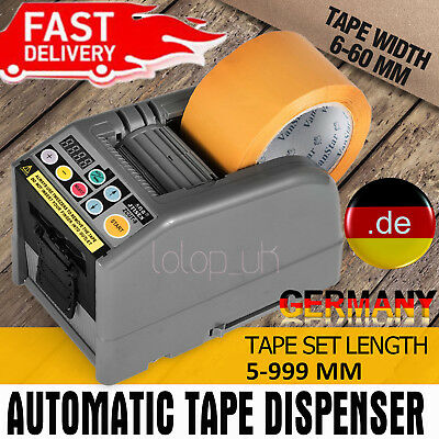 FUMA ZCUT-9 Automatic Tape Dispenser Tape Cutter Machine 5mm~999mm DHL Schnell y