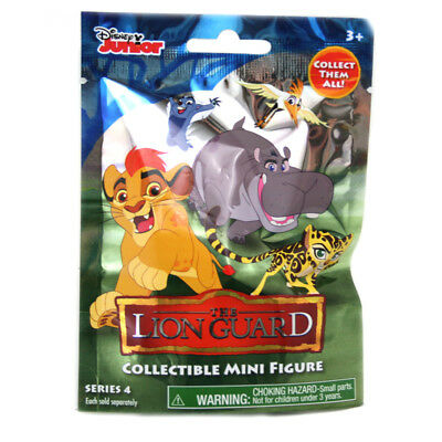 The Lion Guard Collectable Mini Figure Blind Bag (Series 4) NEW