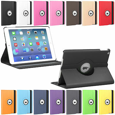 iPad Air iPad 5 iPad 2017 iPad 2018 Smart Case Cover Schutz Hülle Bumper Apple