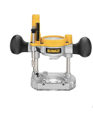 NEW DeWalt 1.25 HP Fixed-Based Corded Compact Hand Palm Router Trimming DWP611