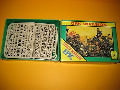 Warhammer EPIC - Space Marine - Ork Invasion - Orc Army