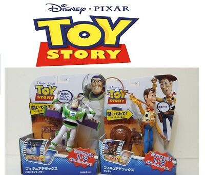 Toy Story Action Figure Parlante Buzz Lightyear - Woody  A SCELTA - MATTEL
