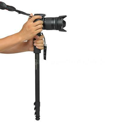 "Lightweight Aluminum 67"" inch Video Monopod Stand for Nikon Canon DSLR Camera"