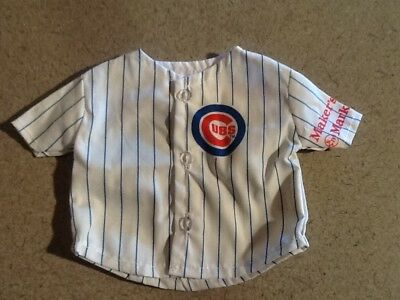 NEW Chicago Cubs Makers Mark Bottle Cover Jersey