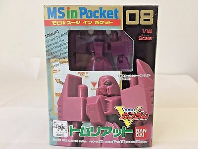 MS in Pocket #08 Tomriat Mobile Suit Victory Gundam 1/144 Action Figure