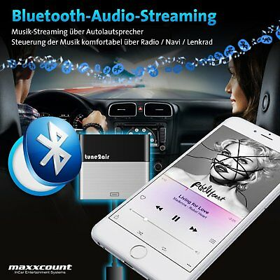 ViseeO Tune2Air WMA3000A Bluetooth Adapter for Streaming iPod/iPhone/iPad to Aud