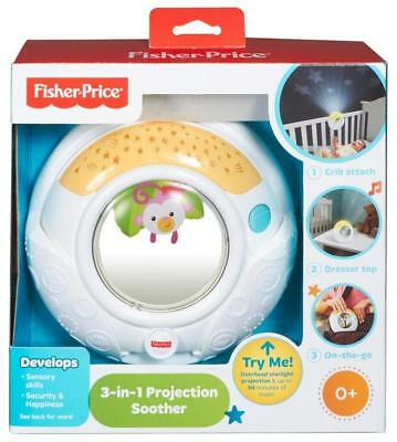 Fisher-Price 3-in-1 projection tétine