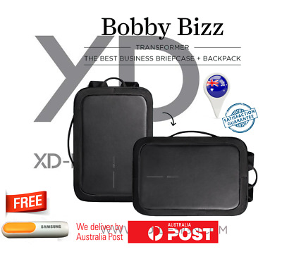 Bobby Bizz XD Design The Third Generation XD Design Anti Theft Backpack