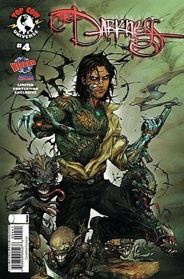 Darkness (Vol 3) #   4 Near Mint (NM) Image MODERN AGE COMICS