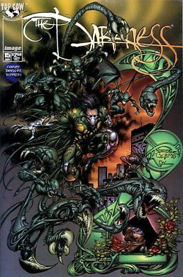 Darkness (Vol 1) #  15 Near Mint (NM) Image MODERN AGE COMICS