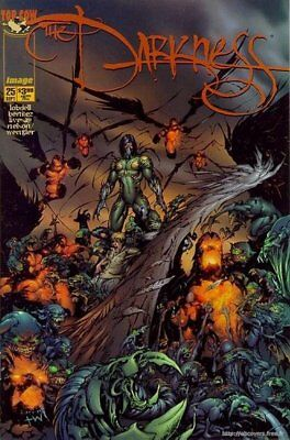Darkness (Vol 1) #  25 Near Mint (NM) Image MODERN AGE COMICS