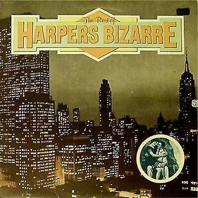 Harper's Bizarre 'the Best Of Harper's Bizarre' Uk Lp