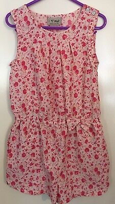Floral Playsuit  Age 6 by Next