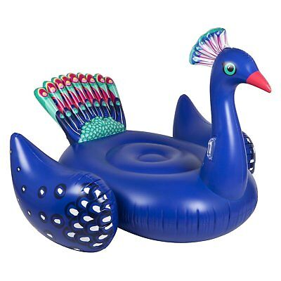 Sunnylife Ride-On Float - Peacock