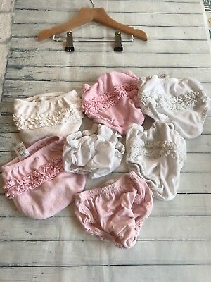 Baby Girls Clothes 0-9 Months- Baby Under Dress Knickers Bundle