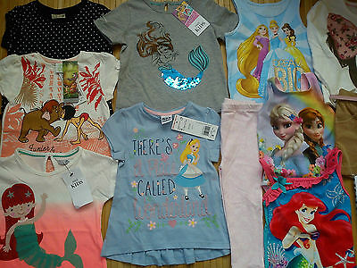 Minnie Princess Nemo New Bundle Outfits Girl Clothes 12/18M 18/24Mths (2.5)Nra23