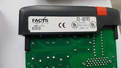 Facts F2-08Trs Relay Output Module (In12S1B4)