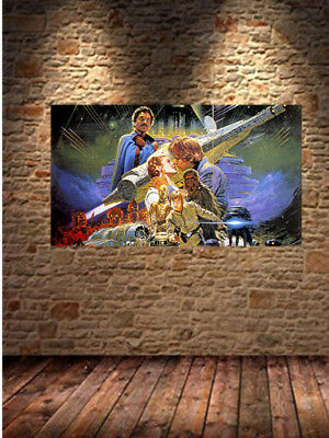 Star Wars Home decor HD Canvas print Art painting No Frame 24 H803