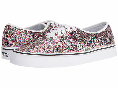 b1319ee14b Vans CHUNKY GLITTER Authentic Shoes (NEW) Womens Size 5 BLING SPARKLE Free  Ship!