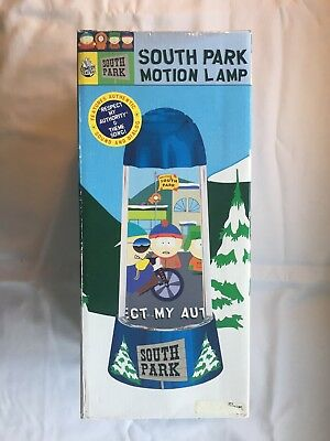 "South Park Revolving Cartman Respect My Authority 15"" Light With Sounds"