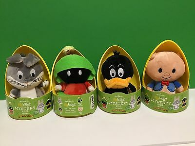 Brand New Hallmark Itty Bitty Eggs Looney Tunes Complete Set of 4~Rare