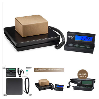 Weight Scale Digital Shipping and Postal 110 lbs x 0.1 oz UPS USPS Post Office