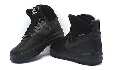 New Nike Lunar Force 1 Sneakerboot Gs 706803-002 Size 7Y