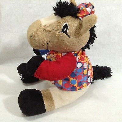 Kentucky Derby Jockey Churchill Downs Horse Plush Run For The Roses
