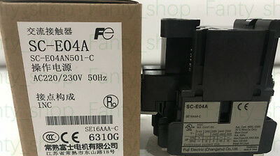 1PC NEW Fuji Electric Magnetic Contactor SC-E04A #267 CH