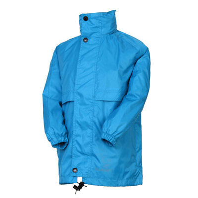 NEW Rainbird Kid's Stowaway Rain Jacket By Anaconda
