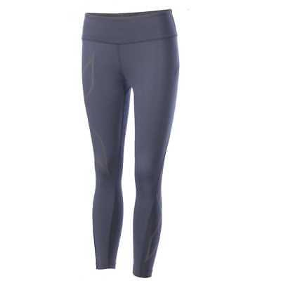 NEW 2XU Women's Mid Rise 7/8 Compression Tights By Anaconda