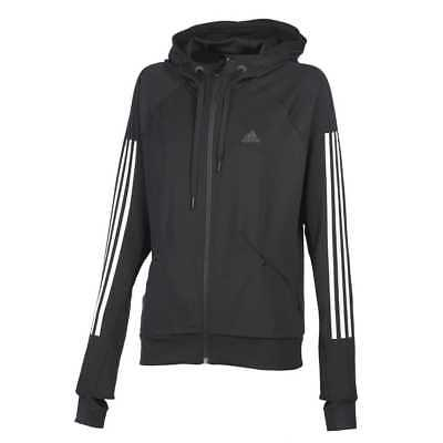 NEW adidas Women's Performance Full Zip Hoody By Anaconda