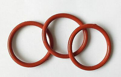 4mm Section Select OD from 15mm to 50mm VMQ Silicone O-Ring gaskets [M_M_S]