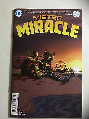 Dc Mister Miracle #4 1St Print