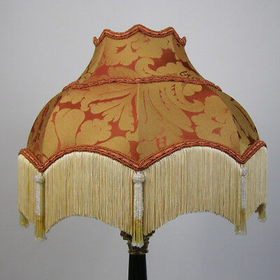 Victorian Vintage Standard Lampshade **REDUCED FROM £147.00 TO £132.00**