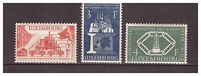 s20492)  LUXEMBOURG MNH** 1956 EUROPA 3v