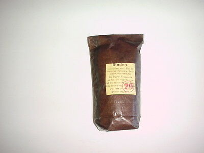 German Army Wwii Repro Medical First-Aid Kit Bandage In Pouch