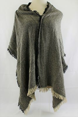 Unbranded  Knitted Scarf Wrap Multicolored 100% Acrylic