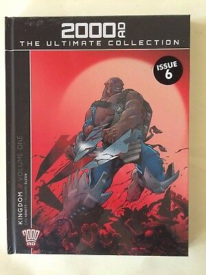 2000Ad The Ultimate Collection Issue 6 Kingdom Volume 1