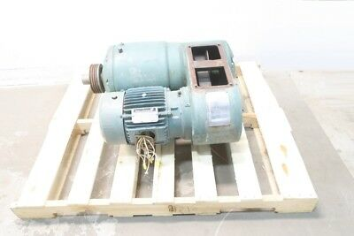Reeves 332 Motodrive Variable Speed Drive 184Tc 7.6:1 5Hp 460V-Ac D582571