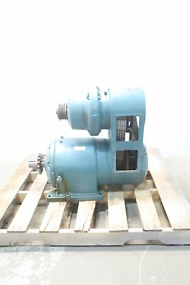 Reeves 332 Motodrive Variable Speed Drive 134Rpm 31.4:1 5Hp D582590