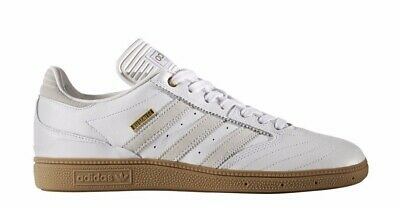 outlet store ec843 ad7be F37872 Mens Adidas Originals Busenitz Pro 10th Anniversary Sneaker - White